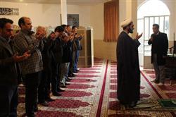 نمازخانه و پایگاه مقاومت بسیج کارکنان دانشگاه پیام نور