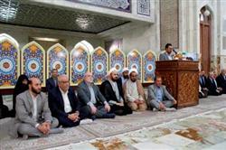 دانشگاهیان پیام نور با آرمان های امام راحل(ره) تجدید میثاق کردند