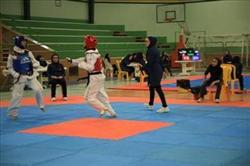 در مسابقات المپیاد ورزشی دانشجویان دختر کشور